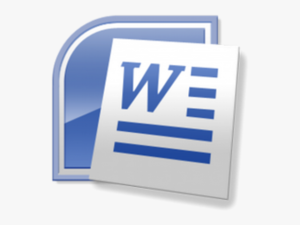 Microsoft Word Free Download 2007 icon