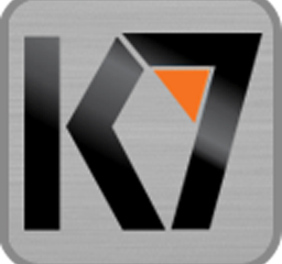 k7 total security download for Windows 10 icon